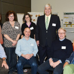 Project leads and keynote speakers at the Stellenbosch workshop